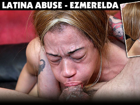Latina Abuse Starring Ezmerelda